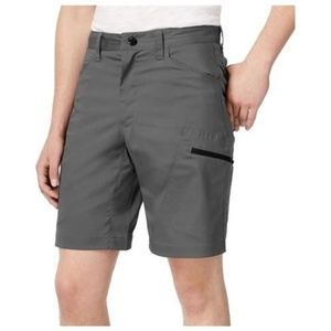 Hawke & Co performance stretch woven shorts